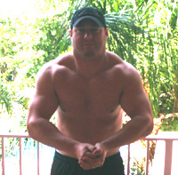 Muscle Writer Mike Westerdal