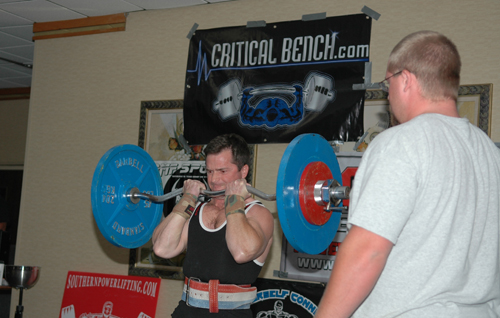 Barbell Training for Gladiators