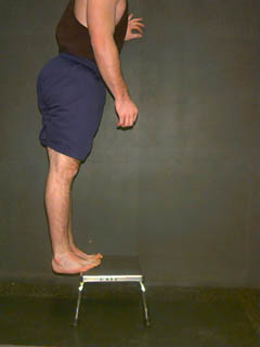 No Equipment Needed For These Calf Raises