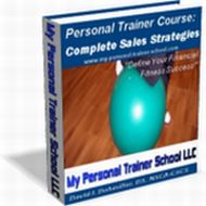 Personal Trainer Course Complete Sales Strategies