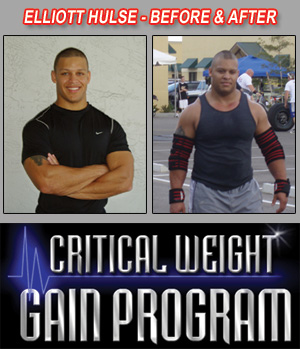 Strongman Elliott Hulse Gained 20 Lbs in a Month!