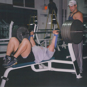 High Intensity Strength Training