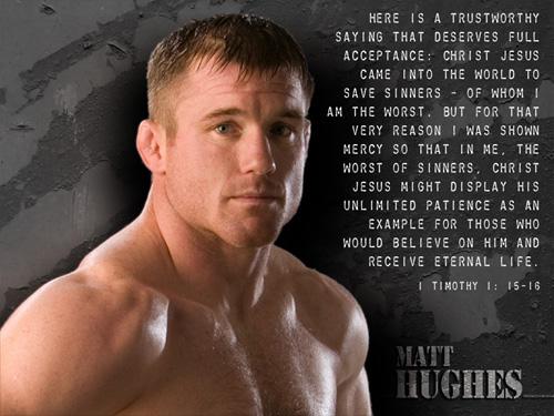 Matt Hughes FightWiki