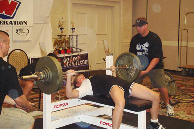 Powerlifting Meet Director Article