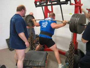 powerlifting meets