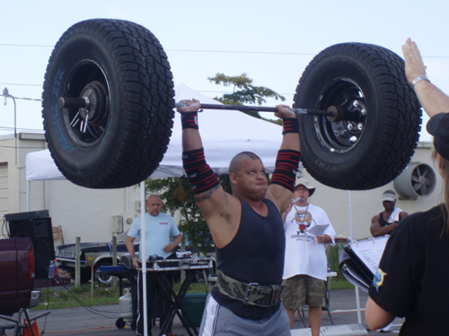 Elliott Hulse Working On Getting His Pro Card in Strongman