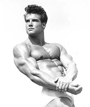 Steve Reeves in the 50s. Drug free.