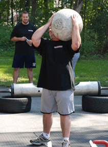 Stone Training for Gladiators