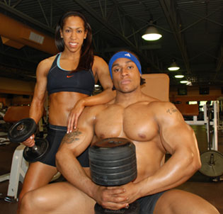Be Selective When Choosing Your Workout Partner