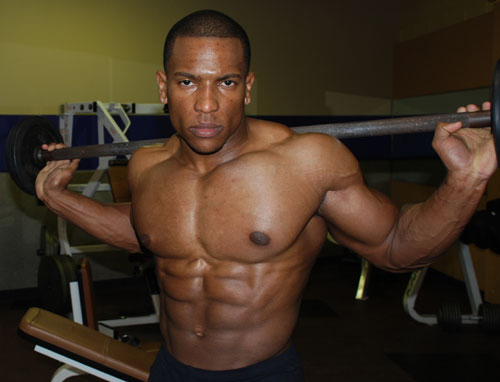 Big black guy naked-5897